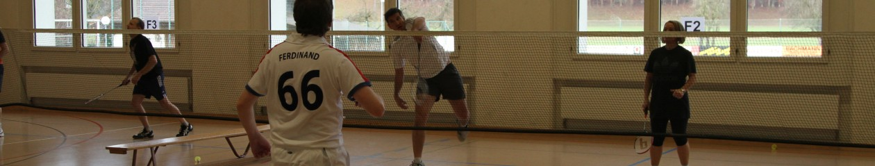 Badminton Plauschclub Wagen